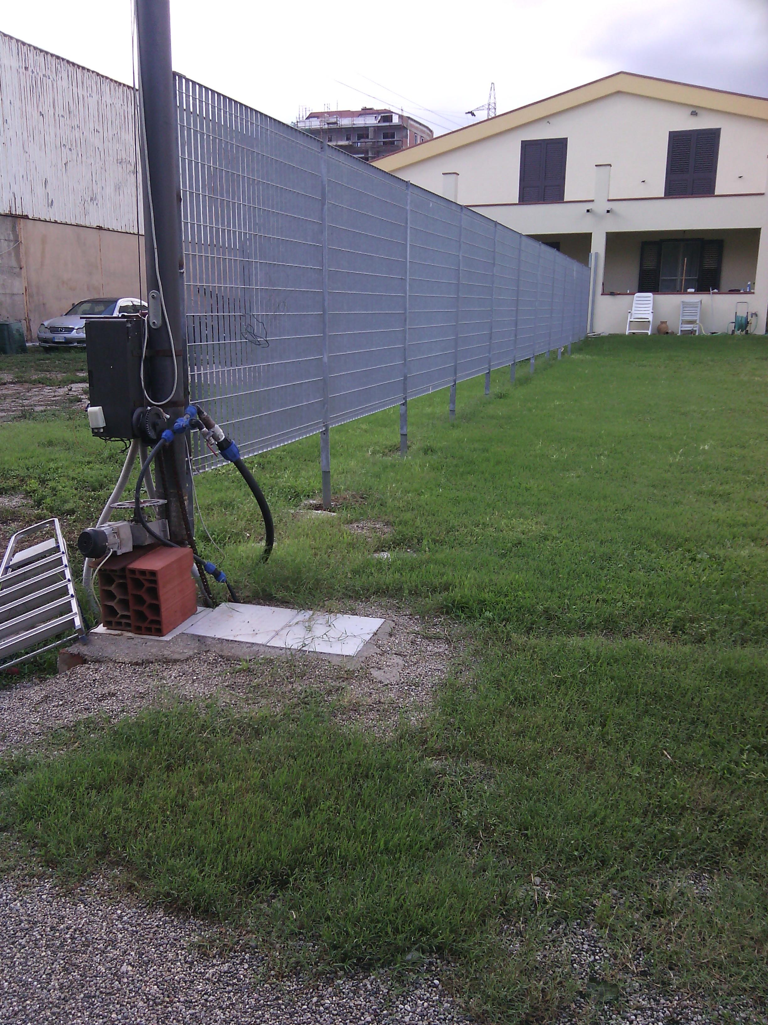 Altezza recinzione cani pericolosi terminali antivento for Altezza recinzione per cani