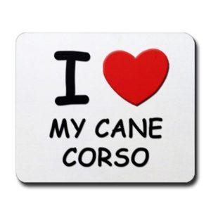 i_love_my_cane_corso_mousepad
